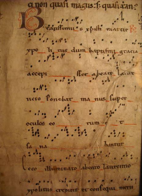imagenes partituras antiguas archivo de m 250 sica la partitura desde la antig 220 edad hasta