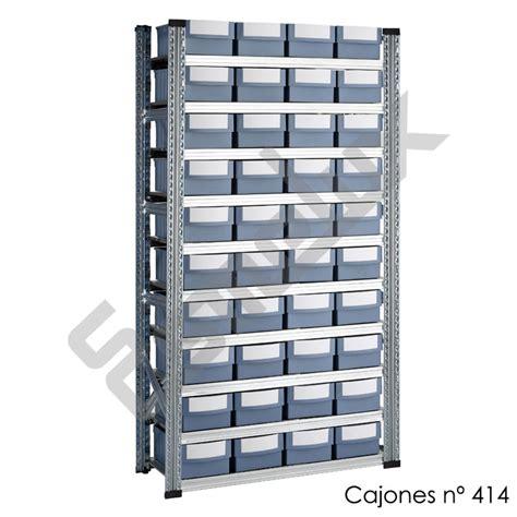 estantes con cajones estanter 237 as met 225 licas galvamil con cajones rgb