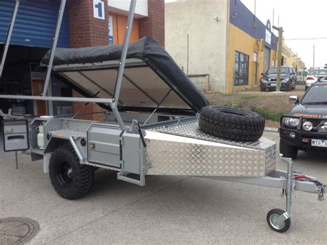 Trailer Boat Rack by Used Cer Trailers Melbourne Cer Trailer Centre