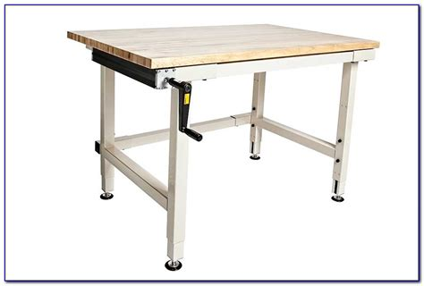 work bench height adjustable height workbench legs bench post id hash