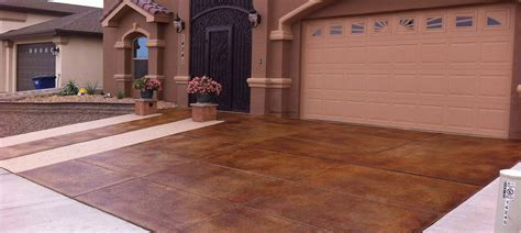 What Is Stained Concrete Flooring And How Is It Installed