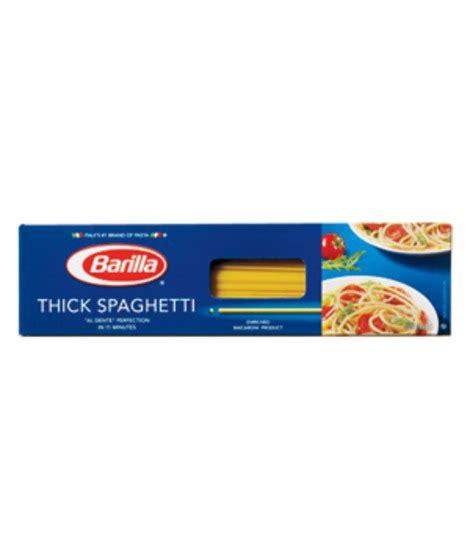 best dried pasta error
