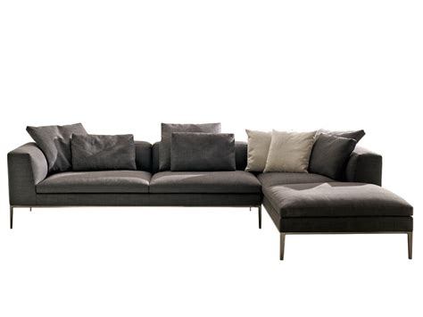 b b italia charles sofa price michel fabric sofa by b b italia design antonio citterio