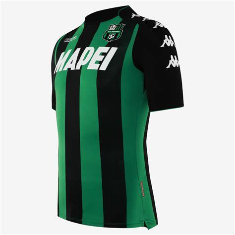 desain jersey apk sassuolo calcio 17 18 home kits 4 poloskaos d