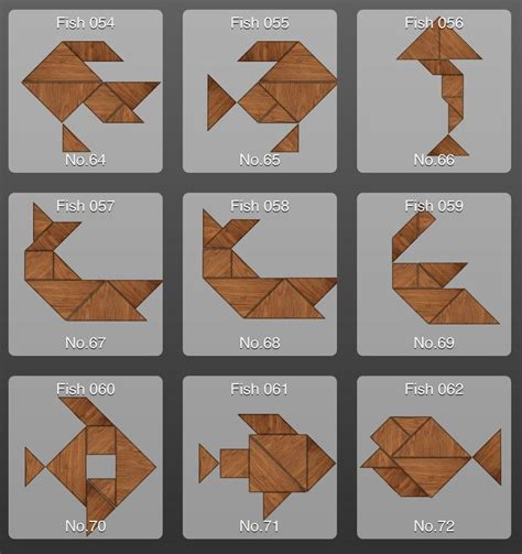 Origami Bird Crossword - 17 best images about tangrams on different