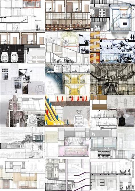section collage aa school of architecture 2014 terrance tae hyuk kim