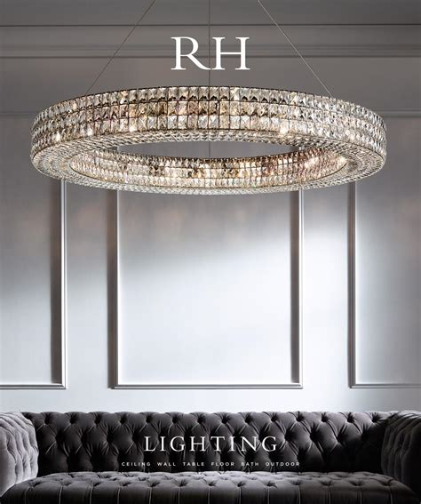 restoration hardware light fixtures living a beautiful life possible fixture for study