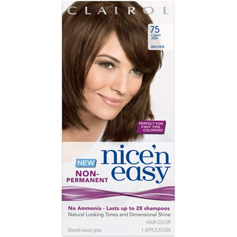 clairol demi permanent hair color in 2016 amazing photo clairol non permanent hair color in 2016 amazing photo