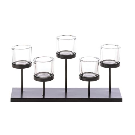 Cheap Pedestal Candle Holders Staggered Pedestal Candleholder Wholesale At Koehler Home