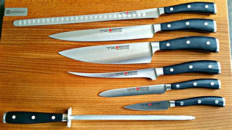 Pisau Wusthof best knives set for pit masters warning wusthof classic ikon fanboy