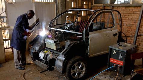 build a car workshop nigeria s innoson now makes fighter jet parts cnn