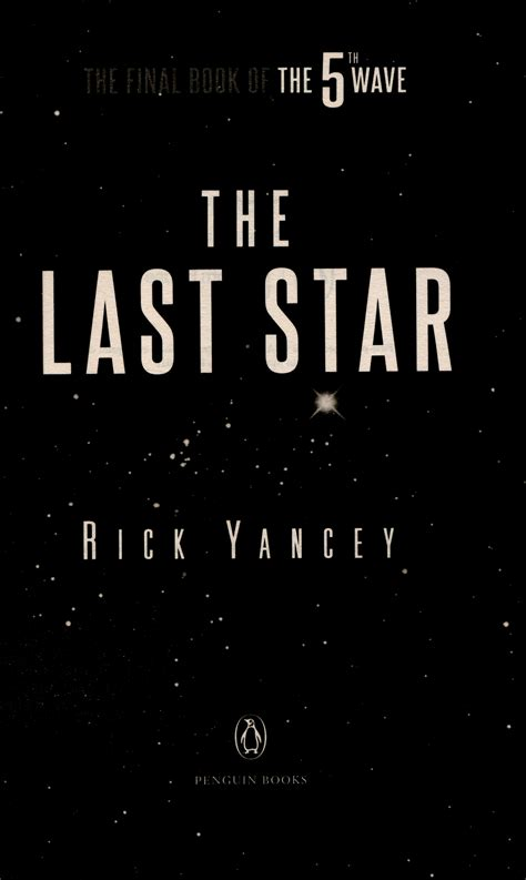 the 5th wave the 0141345942 the last star by yancey rick 9780141345949 brownsbfs