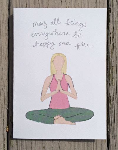 printable yoga greeting cards brand new yogi greeting cards in my etsy shop