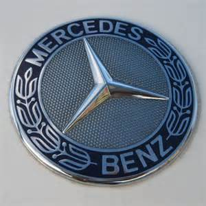 Mercedes Bonnet Badge Mercedes Sprinter Badge Emblem Sprinter Parts Depot