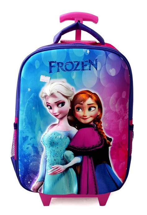 Tas Ransel 3d Frozen Hellokitty Tsum Tsum Untuk Anak Tk 1 tas sekolah sd anak perempuan toko bunda