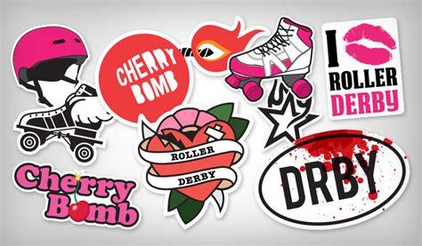 Roller Derby Sticker by Roller Derby Stickers Stickeryou Products Stickeryou