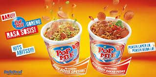 contoh iklan makanan beserta gambar brainly co id contoh iklan makanan product pop mie brainly co id