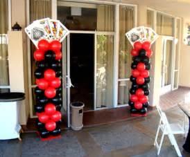25 balloon columns ideas balloon tower birthday balloon decorations
