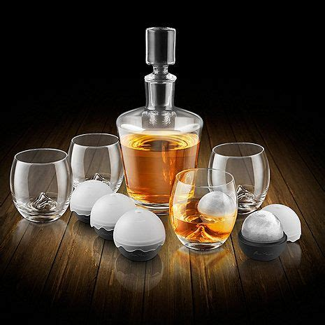 best barware set 17 best ideas about whiskey decanter on pinterest