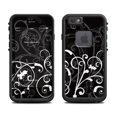 iphone b w lifeproof iphone 6 fre skin b w fleur decalgirl
