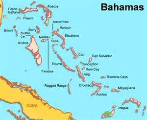 bahamas location map map of the bahamas for real estate