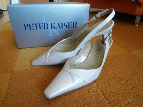 Pumps Farbe Ivory by Verkaufe Sling Pumps Kaiser Farbe Ivory