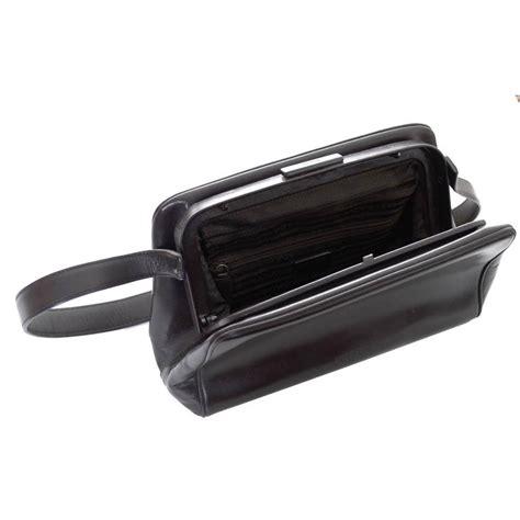Prada Cocoa Leather Frame Top Medium Shoulder Bag vintage prada handbag chocolate brown leather shoulder bag