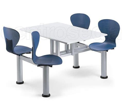 brio tavolo monoblocco mensa polipropilene tavoli