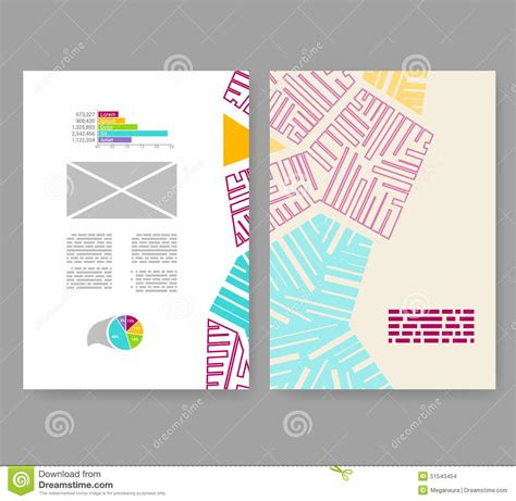 booklet brochure template flyer leaflet booklet layout editable design template