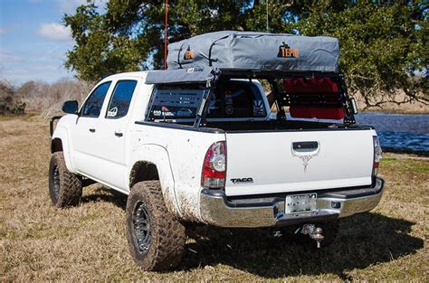 tacoma bed rack kb voodoo bed rack tacoma world