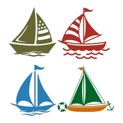nautical design nautical sailboat cuttable design