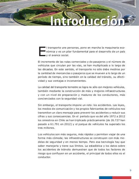 libro del nuevo conductor profesional de conaset libro del nuevo conductor profesional chileno