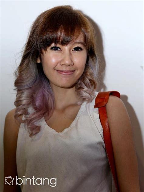 Model Rambut Eza Gionino by Trik Ardina Rasti Agar Rambut Tetap Sehat Bintang