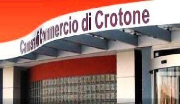 Di Commercio Di Crotone comune di crotone economia
