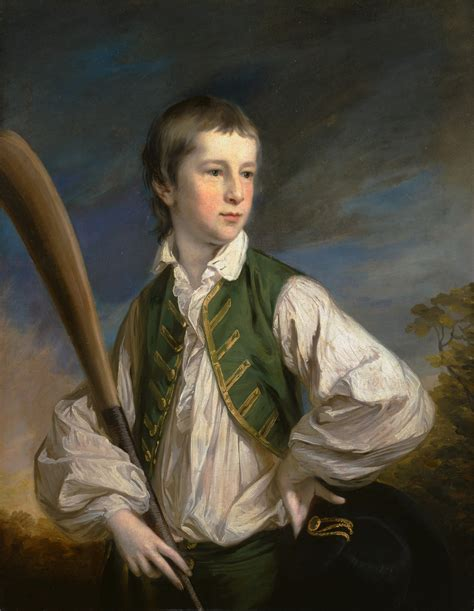 painting boy file francis cotes charles collyer as a boy with a