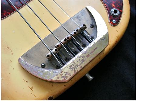 Bridge Bass Akustik 1 is this a legit fender bass bridge talkbass