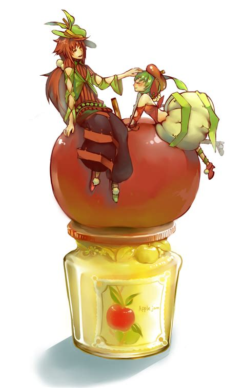 Jam Apple Original mu mobile wallpaper 865751 zerochan anime image board