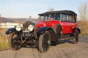 1918 Rolls Royce 1918 Rolls Royce Silver Ghost Alpine Eagle 40 50