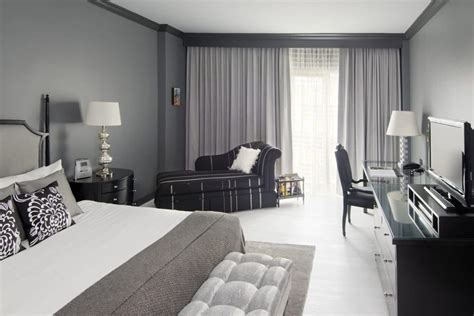 chambre a coucher grise chambre grise un choix original et judicieux pour la