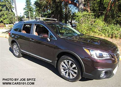 subaru outback touring 2017 outback specs options colors prices photos and more