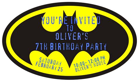 free printable batman birthday decorations the mathews family happenings how to make your own custom