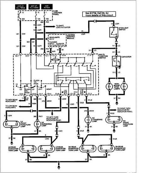 1996 lincoln town car wiring diagram 28 images wiring