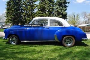 1949 chevy 2 door coupe