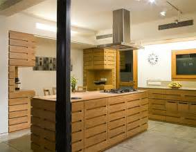 wooden kitchen design savyon house interior design kitchen wood and steel design from unikat best home news