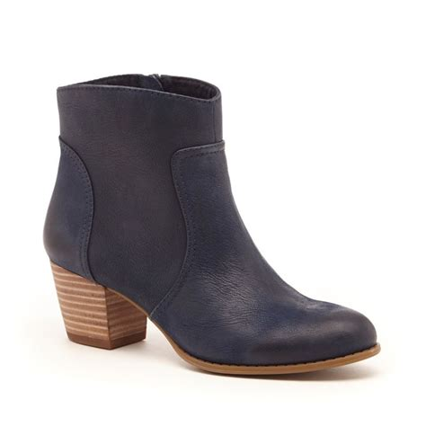 Matilda Navy Leather Stacked Heels 532 best wear images on tea length cocktail