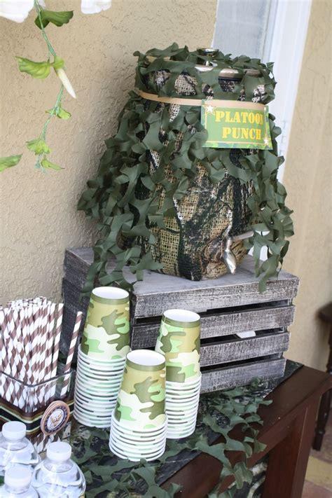 Camo Decorations by Best 25 Camo Ideas On Camouflage Camo Birthday And Camo Birthday