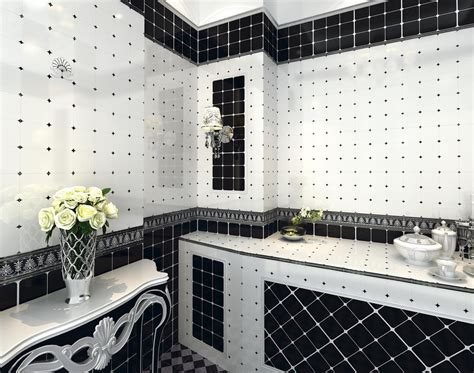 bathroom black and white tile black and white tiles for bathroom renovation 3d house free 3d house pictures and
