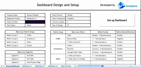 performance metric template 10 supplier performance measurement template excel