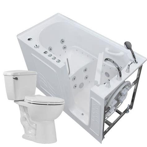 heated whirlpool bathtubs universal tubs nova heated 60 in walk in whirlpool and