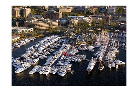 seattle boat show layout looking good for boats afloat northwest yachting